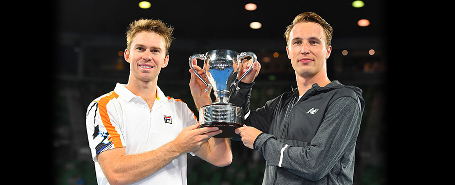 Kontinen/Peers winners of the Australian Open 2017
