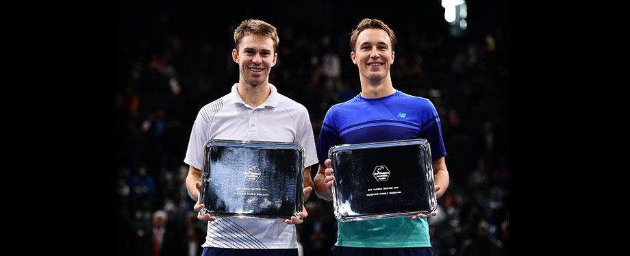 Kontinen/Peers capture Paris Masters title 2016
